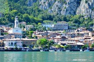 Limone, Italy Lake Garda