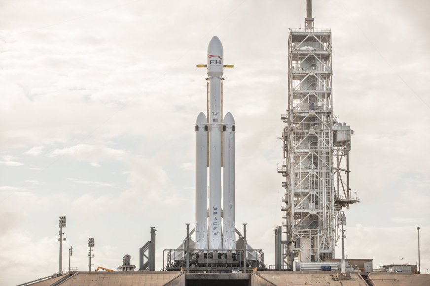 SpaceX Falcon Heavy Launch/Landing Maps | Murfam Post